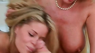 Cute teen shared BF with huge tits stepmom_Jennifer_Best Preview Image