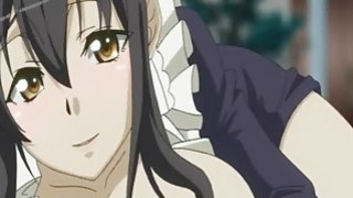 Big titted hentai babe rides Preview Image