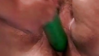 Midget dildoing two duge bitches Preview Image