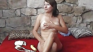 Teen does erotic solo show_at her first CASTING ever Preview Image