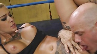 Sexy Kleio Valentien wanting her pussy_to be fucke Preview Image