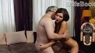 Old Man Fucking Teen Young Girl - MilfsBook.com Preview Image