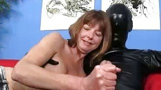 Stranger Comes In Her House All_Covered But Dick Preview Image