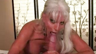 Horny Granny Decides To Suck Off Her Grand daughte Preview Image