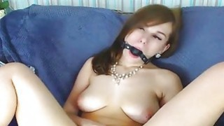 Red_Head_Hot_Chick_Masturbates_Hard_on_Cam Preview Image