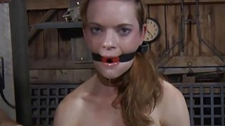 Tormented_bondman_is_giving_master_a_lusty_oral Preview Image