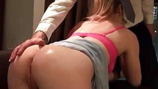 Wild student Carly Rae enjoys_getting fucked by a big dick Preview Image