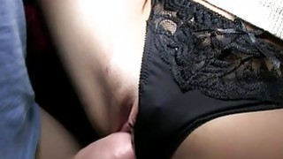 Hawt honey pleases with handjob cowgirl riding Preview Image