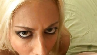 Sexy sweetheart is dude with wicked blow_job Preview Image