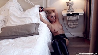 balahibong pusa, Submissive blonde is living her fantasy Preview Image