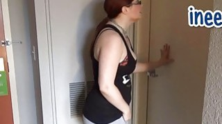 Ami peeing wetting her pants and panties omorashi Preview Image