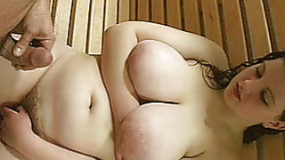 Chubby amateur girlfriend bathroom action Preview Image