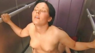 Amateur couple fucking in an elevator Preview Image