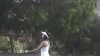 Assy_Latina_gf_fucks_in_tennis_outfit Preview Image