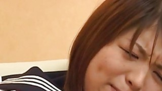 Asian teen gives amazing blowjob watch Riko suck cock Preview Image