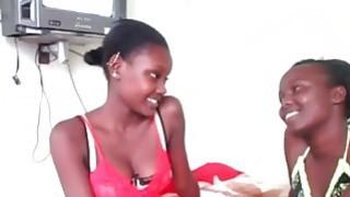 Amazing ebony sluts having great amatuer action Preview Image