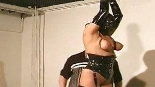 Tits Bondage Action With Nasty Whore Preview Image