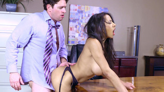Priya Price having quick sex during her lunchtime Preview Image