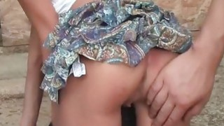 Skinny young babe in_public sex video xxx Preview Image