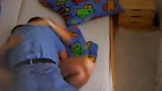 Spy video of my slutty mom with her handyman Preview Image