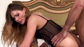 Kate fucking in thigh high stockings and heels Preview Image
