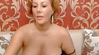 Blonde Milf With Hot Body On Webcam Preview Image