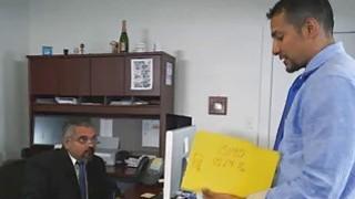 Fucking daddys employee at work_in office Preview Image