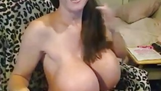 Amateur mature_with big silicone Tits Preview Image