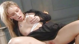 Blonde Anal PORN Preview Image
