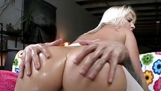 Huge booty babe Kimmy Olsen anal rammed Preview Image