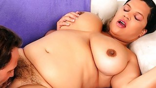 Latina plumper Lady Spice gets fucked hard Preview Image