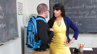 InnocentHigh Hot MILF Teacher Fucks Student Preview Image