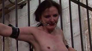 Slave Caroline Pierces frontal whipping and tied Preview Image