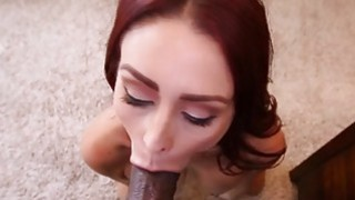 Wicked woman can not live without huge black cocks Preview Image