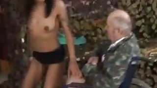 Young_nurse_sucks_old_guy's_dick_and_gets_her_pussy_satisfied Preview Image