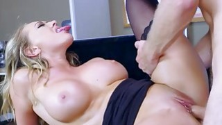 Kagney Linn Karter bouncing her pussy Preview Image