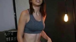 Sporty Teen Stepsis Makes Stepbro Cum Preview Image
