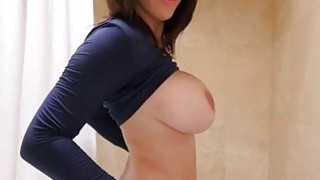Perfect big ass babe Peta Jensen with huge tits in POV Preview Image
