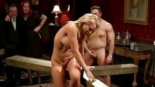 Pussy punishment for an agreeable sex bondman Preview Image