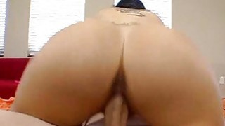 Bubble butt tttooed woman drilled hard Preview Image