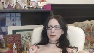 CUMWITHSLUTS COM Nerdy StepDaughter on Cam Preview Image