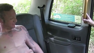 Nasty cab driver sucks_and fucks muscled guy Preview Image