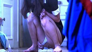 Slutty teenager having an orgasm stimulating pee Preview Image
