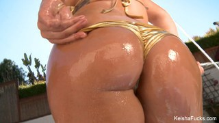 Massage ends with anal pounding for shaved Czech lady Preview Image