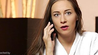 Cassidy Klei Erotic massage turns Preview Image
