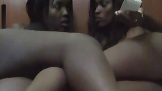 African Milf eating session with their lesbian horny pussy motel banging Preview Image