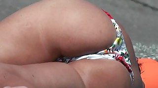 Oops accidental nudity on the beach new nudist nude beach video Preview Image