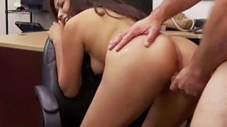 Hot chick Samantha gets fucked for cash Preview Image