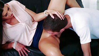 Arielle learns some sex lessons with mommy India Preview Image
