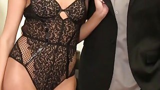 Beautiful blonde milf Pristine Edge cheats on her man Preview Image